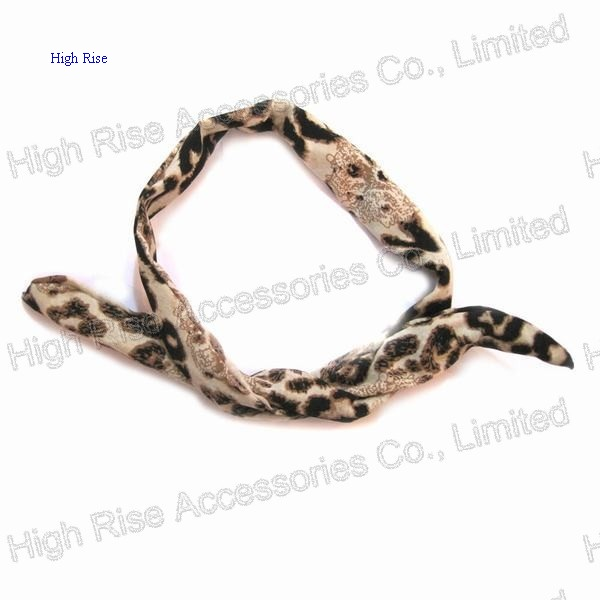 Animal Pattern Wire Adjustable Headband