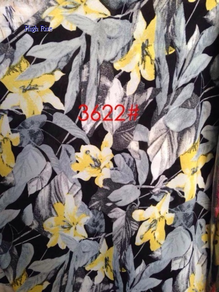 Orchid Pattern Fabric