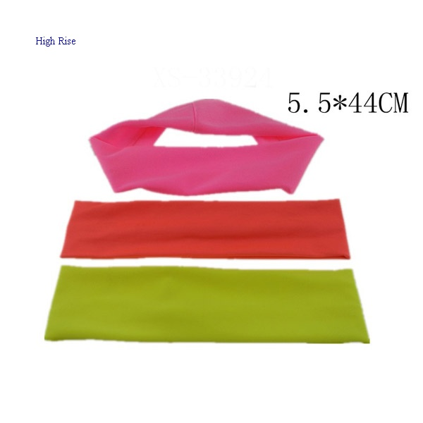 Plain Color Cotton Headband