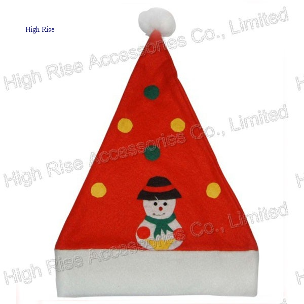 Christmas Santa Claus Hat, Party Hat, Promotional Gift