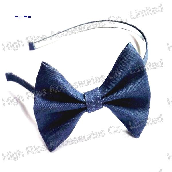 Plain Jean Bow Alice Band