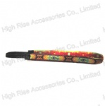 Woven Ethnic Flower Pattern Elastic Headband