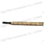 Ethnic GEO Pattern Ribbon Elastic Headband