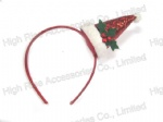Christmas Hat And Tinkbel Headband, Party Headband