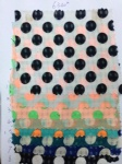Colored Polka Dots Fabric