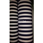 Stripes Pattern Fabric Suit For AW
