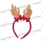 Christmas Reindeer Antlers Headband Party Headband