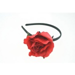 Imitation Rose Alice Band