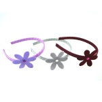 Small Felt Flower Alice Band