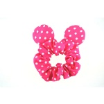 Ear Bow Scrunchies