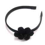 Beaded Flower Alice Band