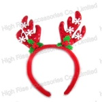 Christmas Reindeer Antlers Headband, Party Headband, Promotional Gift