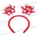 Christmas Snowflake Headband, Promotional Gift, Party Headband