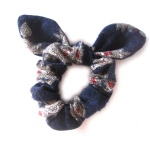 Amoebae Patterns Scrunchies For Autumn And Winter
