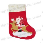 Wholesale Christmas Stocking, Promotional gift, Festival items