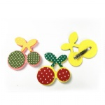 Cerry Hair Clip For Kids