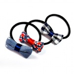 Cute Tiny Bows Elastic Set