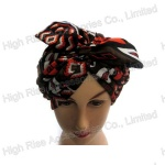 Ethnic Pattern Bandana Big Headwrap