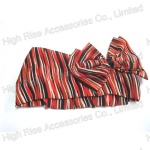 Big Stripes Bow Headwrap Bandana