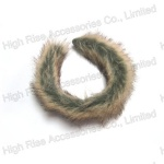 Faux Fur Headband, Alice Band for Winter