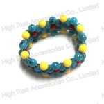 Colored Beaded Resilience Bracelet