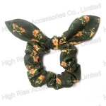 Christmas wers Pattern Green Scrunchie, Party Gift