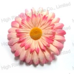 Multiple Layers Pink Flower Hair Clip, Flower Alligator Clip