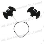 Halloween Bat Headband Party Headband
