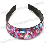 Colorful Sequins Alice Band