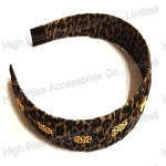 Animal Pattern Alice Band