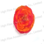 Gradient Color Flower Alligator Hair Clip
