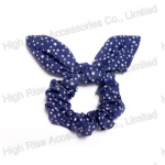 Stars Pattern WireTail Scrunchie