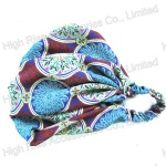 Antique Pattern Style Headwrap
