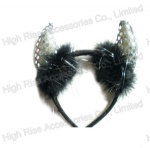 Halloween Sequin Horn Headband Party Headband